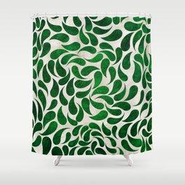 Petal Burst #35 Shower Curtain
