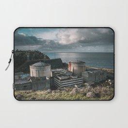 Nuclear Power Plant Laptop Sleeve