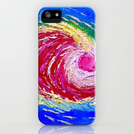 Accuweather Storm Warning iPhone Case