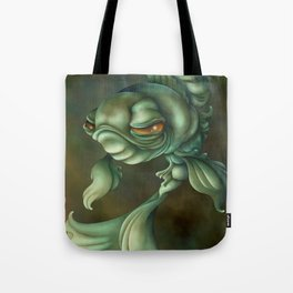 Bad Fish Tote Bag