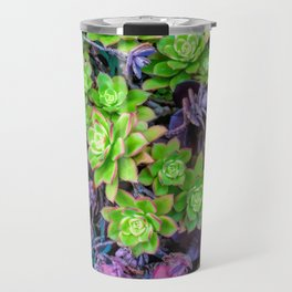 Green Fantasy by Lika Ramati Travel Mug