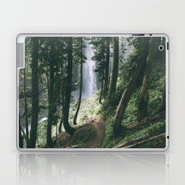 To The Falls Laptop & iPad Skin