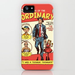 Tales Of The Ordinary iPhone Case