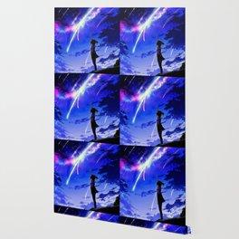 """Kimi No Na Wa """"Your Name"""" v1 Wallpaper"""