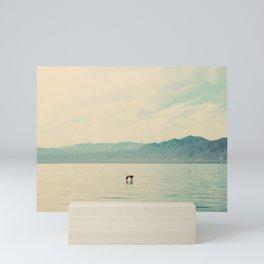 Salton Sea Mini Art Print
