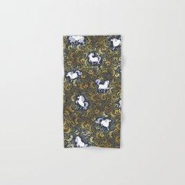Unicorn pattern Hand & Bath Towel