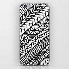 Quick Doodle iPhone Skin