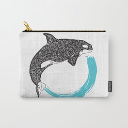 Orca Circle Carry-All Pouch