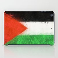 palestine iPad Cases featuring Palestine by 2b2dornot2b