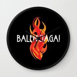 American Horror Story - Balenciaga! Wall Clock