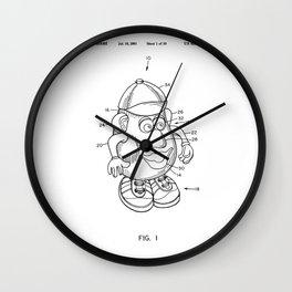 Mr Potatoe Wall Clock