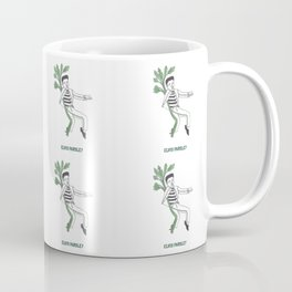 Elvis Parsley Coffee Mug