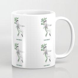 Elvis Parsley Coffee Mug