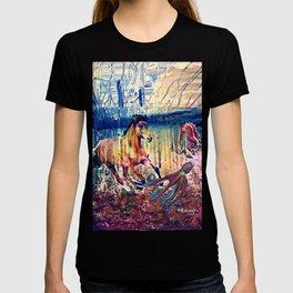 """Origins of the Sea Horse"" T-shirt"