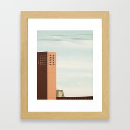 On Another Day Framed Art Print