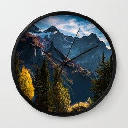 Nature SPIRIT Wall Clock