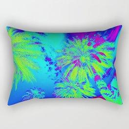 Thermal art 008 Rectangular Pillow
