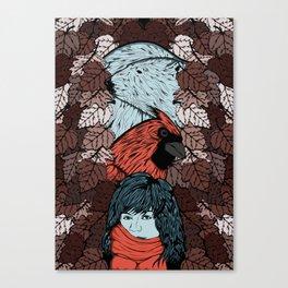 Oh, Autumn... Canvas Print