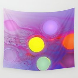 The Divine Home Wall Tapestry