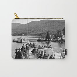 Vintage Lake George: Huletts Landing Carry-All Pouch