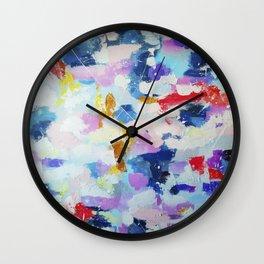 Abstract pattern 2 Wall Clock