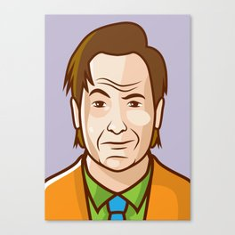 Saul Goodman Canvas Print