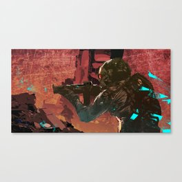 kill Spree Canvas Print