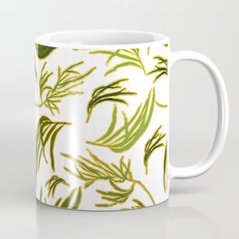 Gorgeous Australian Eucalyptus Leaves Coffee Mug