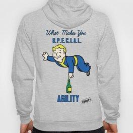 Agility S.P.E.C.I.A.L. Fallout 4 Hoody
