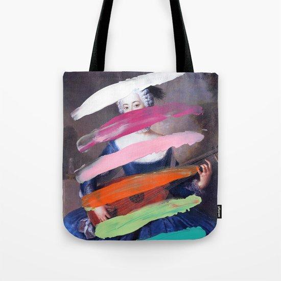 Composition 505 Tote Bag