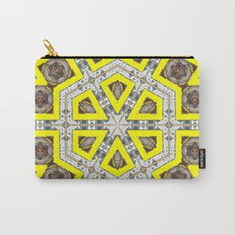 Square Hexogon Carry-All Pouch