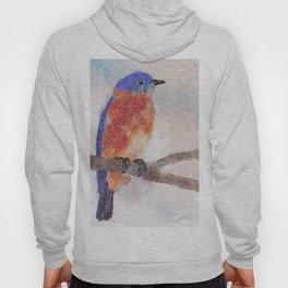 Little Bluebird Hoody