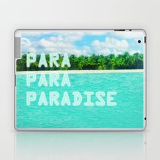 Para-para-paradise Laptop & iPad Skin