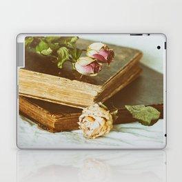 Timeworn Beauty 2 Laptop & iPad Skin