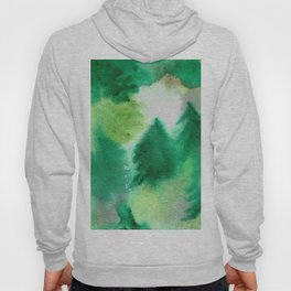 Forest Blanket Hoody