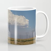 giants Mugs featuring Giants by Claire Laminen Photo