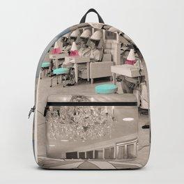 Women in Salon Backpack