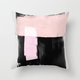 Minimalism 33A Throw Pillow