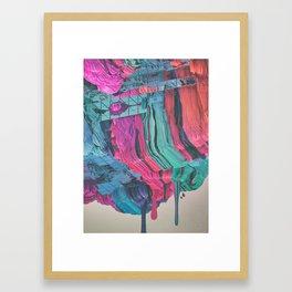 QUAGMIRE (everyday 12.18.15) Framed Art Print