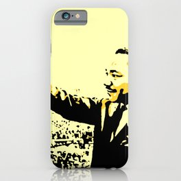 Martin Luther - The Great - Society6 BLM Online Art Shops - Dr King - Jr. Michael iPhone Case