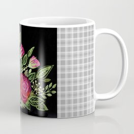 Rustic patchwork 2 Coffee Mug