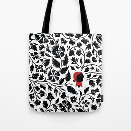 Little Red forest Tote Bag