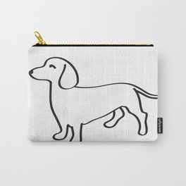 Doxie Love Carry-All Pouch