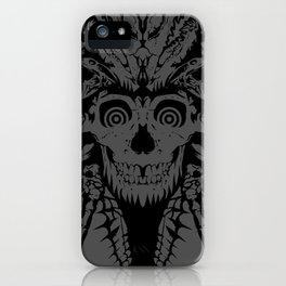 GOD III iPhone Case