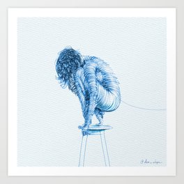 Miroslava Art Print