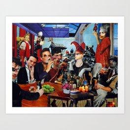 The Next Supper Art Print