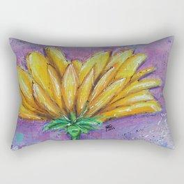 Flower - Delight in the smaller things Rectangular Pillow