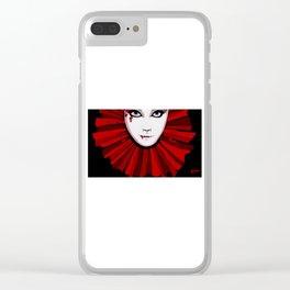 circus circus Clear iPhone Case