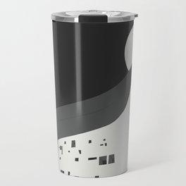 Le Corbusier - Chapelle Notre-Dame du Haut de Ronchamp Travel Mug