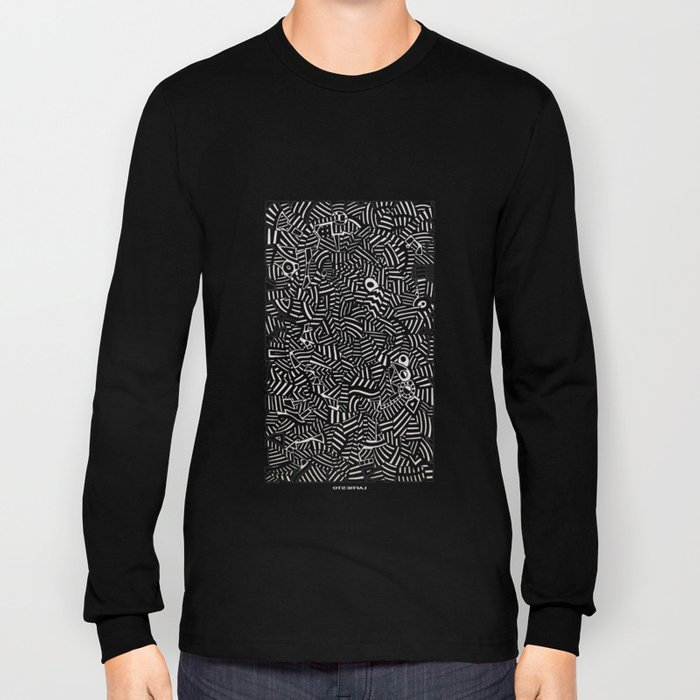 - the doubt - Long Sleeve T-shirt